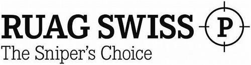 RUAG SWISS P THE SNIPER'S CHOICE