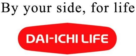 DAI-ICHI LIFE BY YOUR SIDE, FOR LIFE