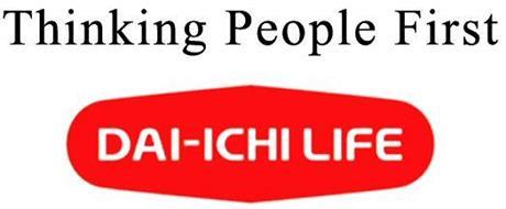 DAI-ICHI LIFE THINKING PEOPLE FIRST
