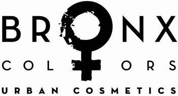 BRONX COLORS URBAN COSMETICS