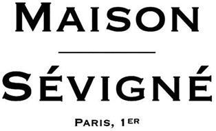 MAISON SÉVIGNÉ PARIS, 1ER