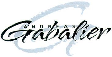 G ANDREAS GABALIER