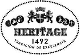HERITAGE 1492 TRADICION DE EXCELENCIA