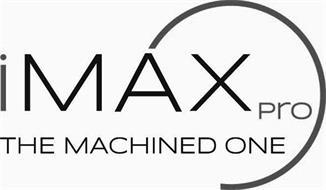 IMAXPRO THE MACHINED ONE
