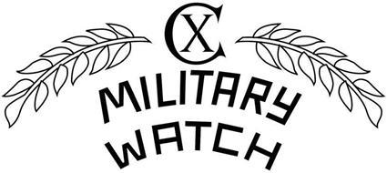 CX MILITARY WATCH