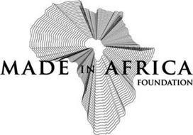 MADE IN AFRICA FOUNDATION