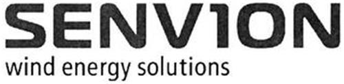 SENVION WIND ENERGY SOLUTIONS