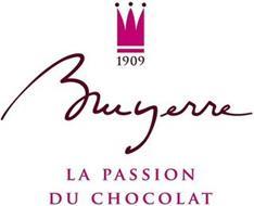 BRUYERRE LA PASSION DU CHOCOLAT 1909