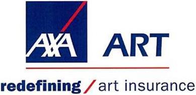 AXA ART REDEFINING / ART INSURANCE
