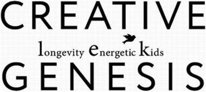CREATIVE LONGEVITY ENERGETIC KIDS GENESIS