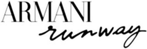 ARMANI RUNWAY