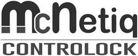 MCNETIQ CONTROLOCK