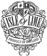ISLE OF LIME PRODUCT OF GOTLAND