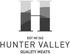 H HUNTER VALLEY QUALITY MEATS EST NO 262