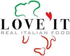 LOVE IT REAL ITALIAN FOOD