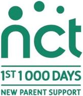 NCT 1ST 1000 DAYS NEW PARENT SUPPORT