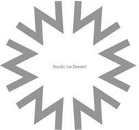 NORDIC ICE DESSERT