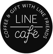 LINE CAFÉ COFFEE & GIFT WITH LINE FRIENDS