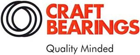 CRAFT BEARINGS QUALITY MINDED