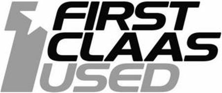 1 FIRST CLAAS USED