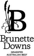B BRUNETTE DOWNS GRASSFED AUSTRALIAN BEEF