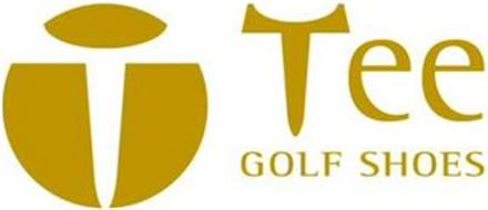 T TEE GOLF SHOES