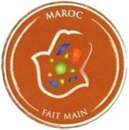 MAROC FAIT MAIN