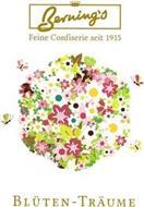 BERNING'S BLÜTEN - TRÄUME FEINE CONFISERIE SEIT 1915