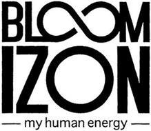 BLOOMIZON MY HUMAN ENERGY