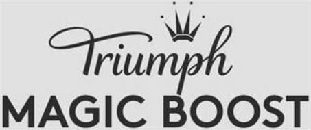 TRIUMPH MAGIC BOOST
