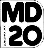 MD MANDARINA DUCK 20