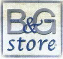 B&G STORE BOYS GIRLS
