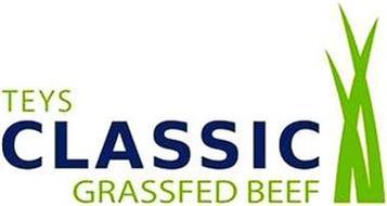 TEYS CLASSIC GRASSFED BEEF