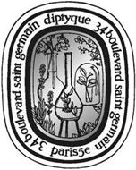 PARIS5E 34 BOULEVARD SAINT GERMAIN DIPTYQUE