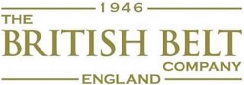 THE BRITISH BELT COMPANY ENGLAND 1946