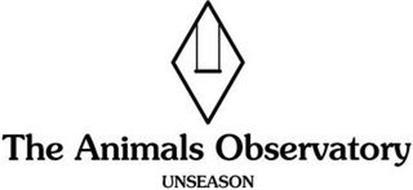 THE ANIMALS OBSERVATORY UNSEASON