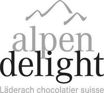 ALPEN DELIGHT LÄDERACH CHOCOLATIER SUISSE
