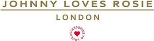 JOHNNY LOVES ROSIE LONDON ACCESSORIES TO LOVE