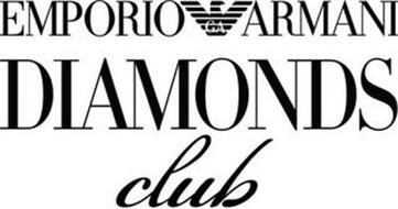 EMPORIO ARMANI DIAMONDS CLUB