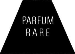 PARFUM RARE