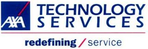 AXA TECHNOLOGY SERVICES REDEFINING / SERVICE