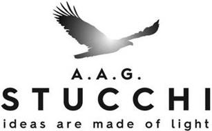 A.A.G. STUCCHI IDEAS ARE MADE OF LIGHT