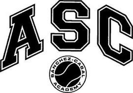ASC SANCHEZ-CASAL ACADEMY