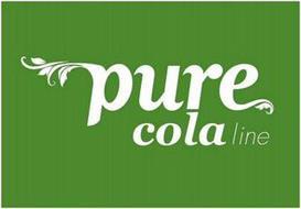 PURE COLA LINE