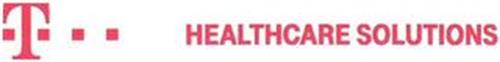 T... HEALTHCARE SOLUTIONS