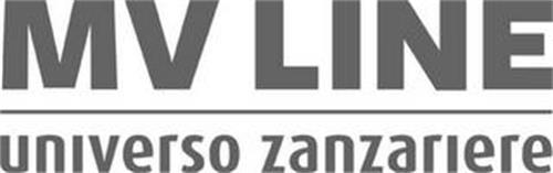 MV LINE UNIVERSO ZANZARIERE