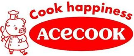 A COOK HAPPINESS ACECOOK