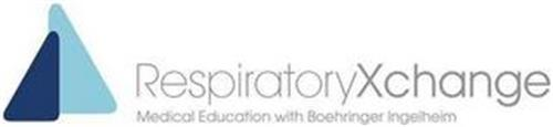 RESPIRATORYXCHANGE MEDICAL EDUCATION WITH BOEHRINGER INGELHEIM
