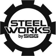 STEEL WORKS BY SIGG