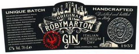 ROBYMARTON GIN
